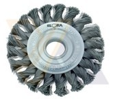 Knot Wheel Brush