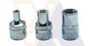 "TORX Sockets (3/8"" Sq Drive) - Click Image to Close"