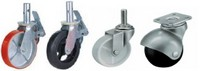 Caster Wheels - Click Image to Close