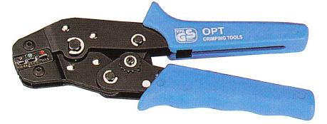 7.5 Inches Ratchet Crimping Tool SN-01C