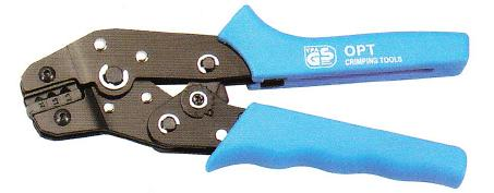 7.5 Inches Ratchet Crimping Tool SN-02