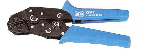 7.5 Inches Ratchet Crimping Tool SN-6PT